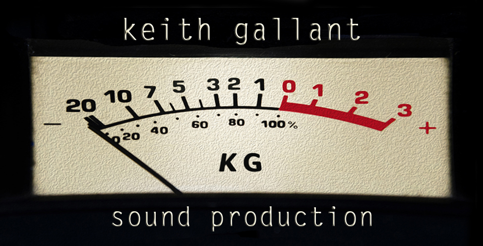 Keith Gallant Sound Production